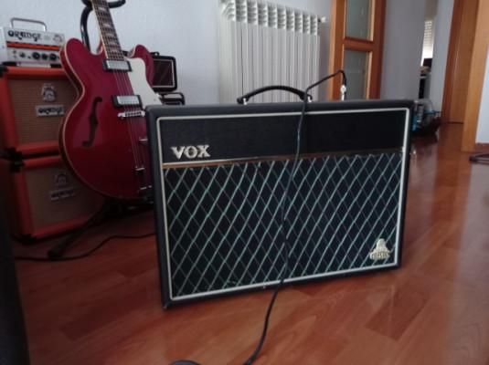 Amplificador VOX Cambridge Reverb 30 años 90
