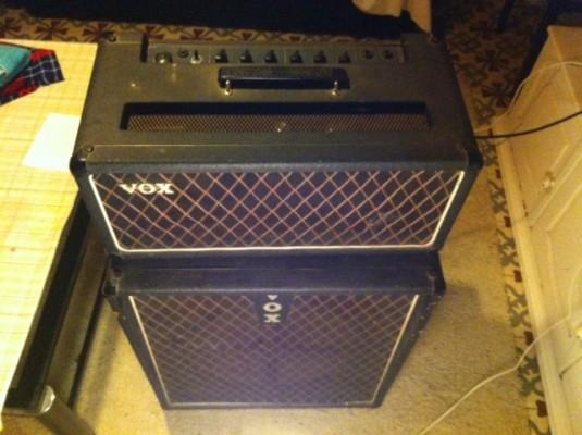 Amplificador VOX Ac 50 1965 ORIGINAL