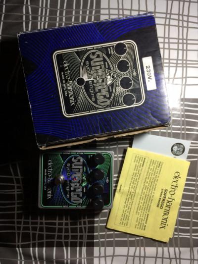 Electro-Harmonix Superego EHX