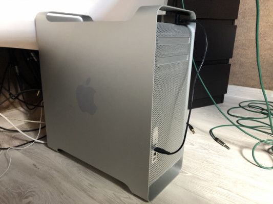 Mac Pro 5.1 Xeon 6-Core 3,3 - 32GB Ram - 2xSsd - 2xHdd + Mojave