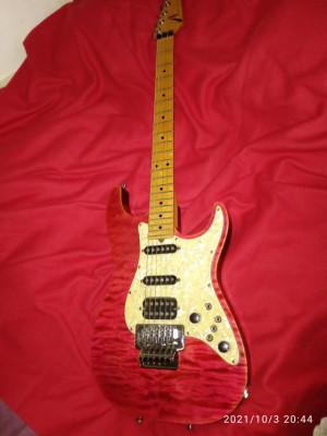 Tom Anderson Drop Top Classic Custom1992 y mas guitarras.