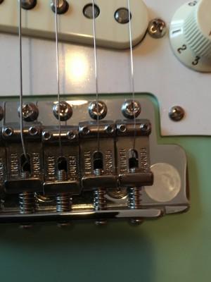 Fender strat 57 Vintag