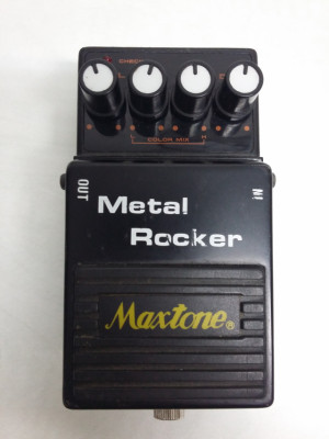 Maxtone Metal Rocker