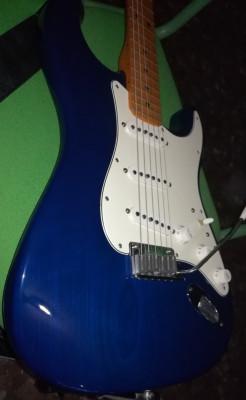 2x1 Gibson lp special 1989 + fender strat deluxe SE