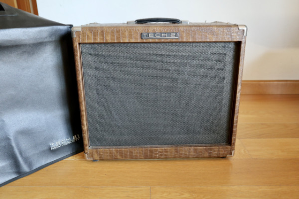Amplificador TECH 21 NYC Bronzewood 60 - Made in USA