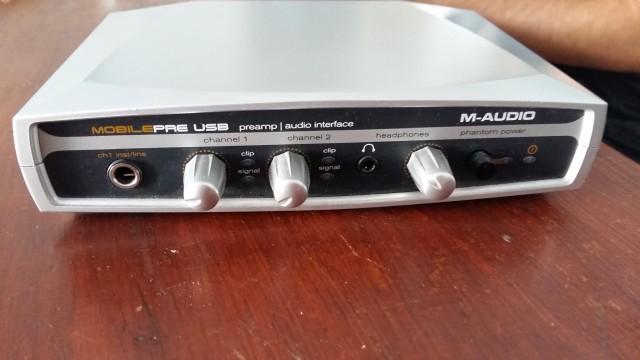 Tarjeta Audio USB