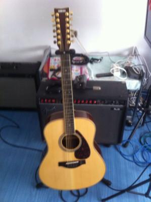 Yamaha 12 cuerdas