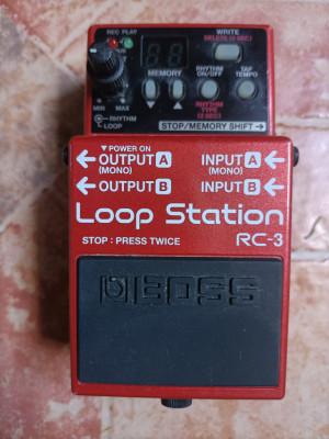 Boss RC3 Loop Station (Looper)