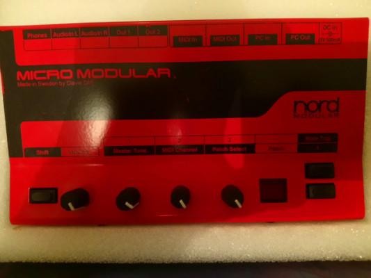Nord Micro modular micromodular