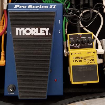 Morley Wah Bass Pro Series II