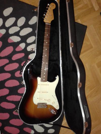 Fender Stratocaster Classic Player 3TSB