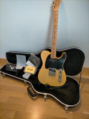 Fender Custom Shop '51 Reissue Nocaster Closet Classic