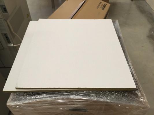 Paneles Acústicos 595 x 595 x 10 mm