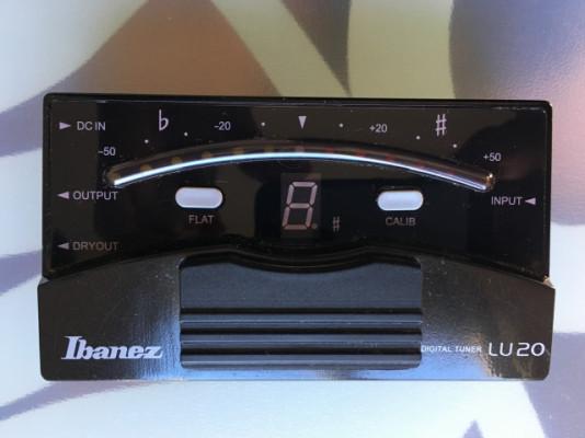 Afinador Ibanez LU20