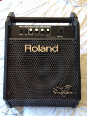 Monitor Roland V-Drums PM10