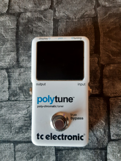 Pedal TC Electronics Polytune 2