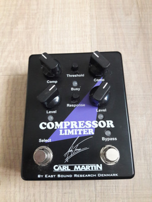 Carl Martin Andy Timmons Compressor ***NO CAMBIOS***