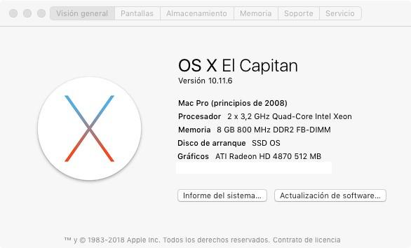 Mac Pro 3.1 + SSD + HDD 1T + HDD 2T