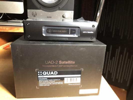 UAD Satellite 2 Quad Tb