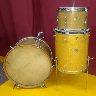 "Bateria OLYMPIC 50's   20""12""14"""