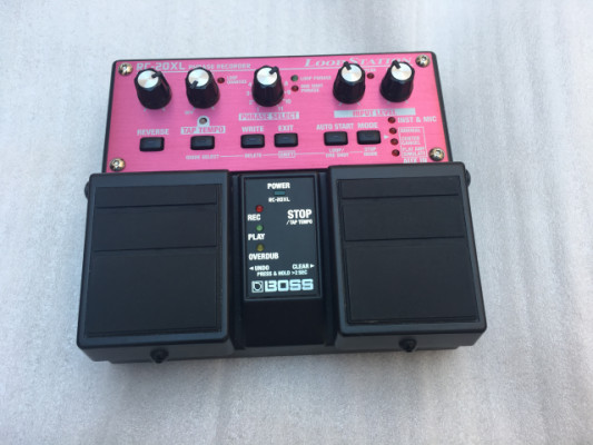 boss rc 20 xl loopstation