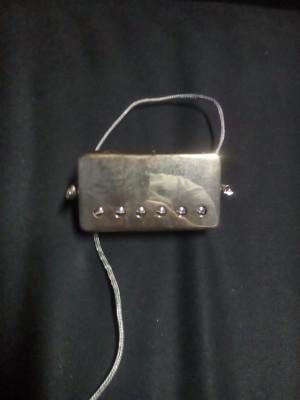 Pastilla Gibson Burstbucker Pro (Dorada) posición mástil
