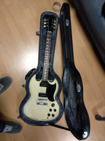 Gibson Sg Tribute 60s