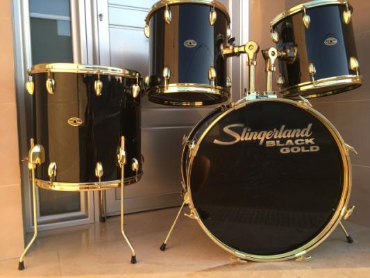 Slingerland Black Gold Vintage