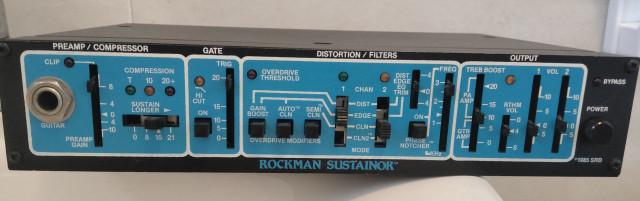 Adaptador para Rockman Sustainor