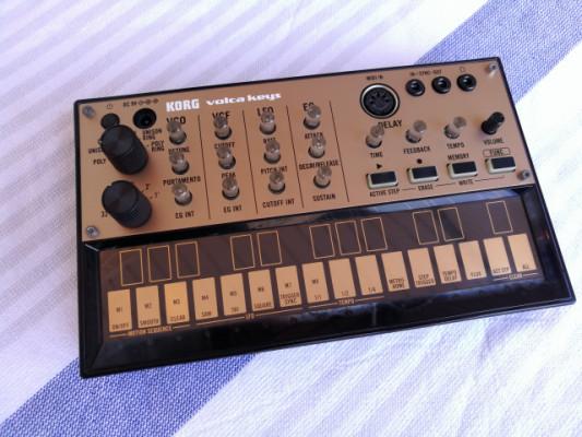 Sintetizador Volca Keys