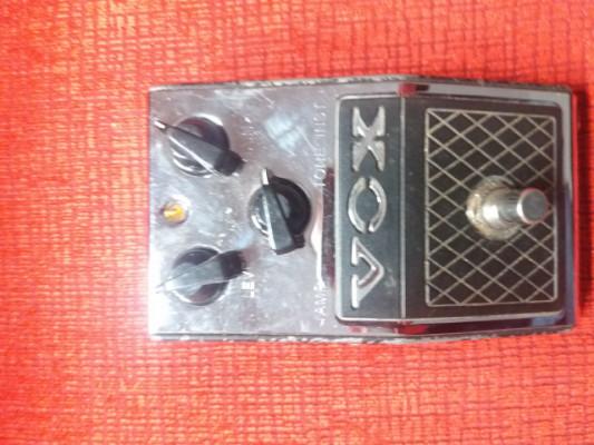 Pedal Vox Valvetone V810 (Tubescreamer)
