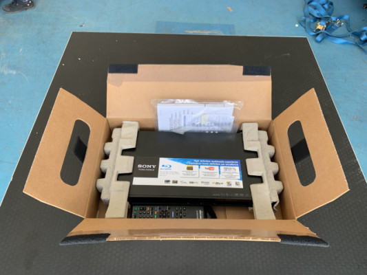 Blue Ray-DVD Sony BDP-S370