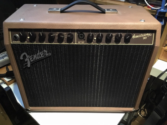 Fender acousticsonic + funda
