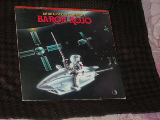 Rock & Roll-Baron Rojo