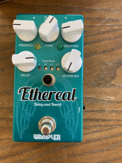 Wampler Ethereal (Delay y Reverb)