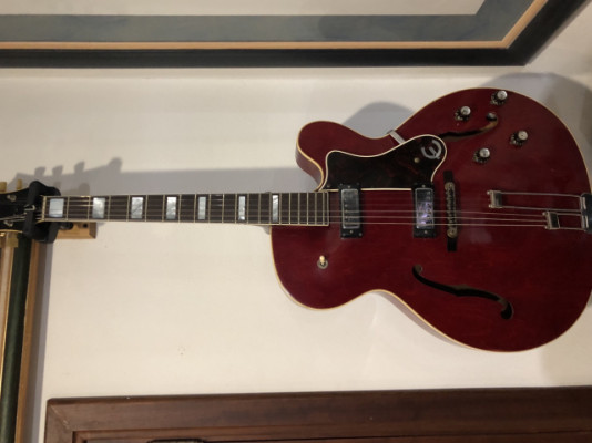 Epiphone broadway de 1966 made in usa RESERVADA
