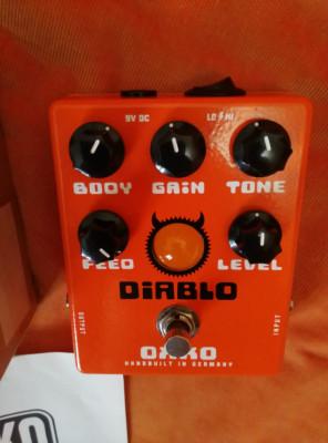 Okko Diablo (Boost y Od)