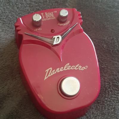 pedal danelectro distorsión
