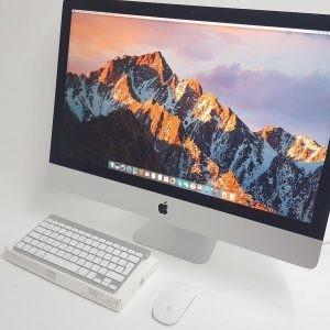 "iMac 27"" Core i5 a 3,2 Ghz año 2013"