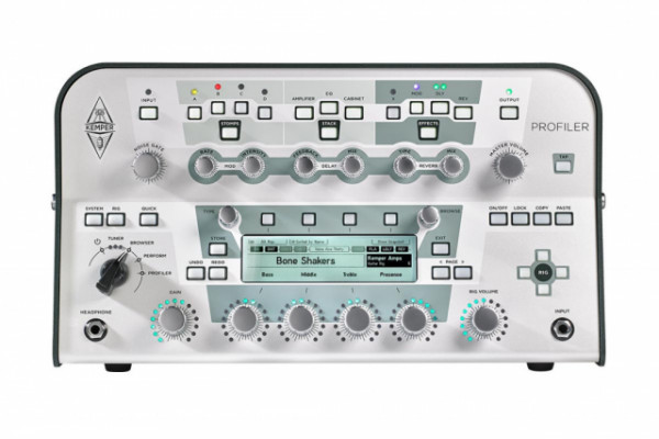 KEMPER PROFILER HEAD, RACK POWER HEAD Y POWER RACK
