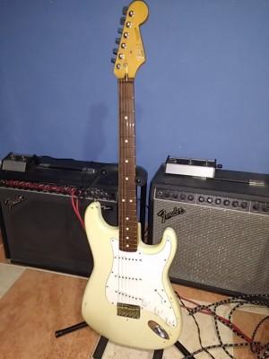 Fender Stratocaster Hardtail MEX 1990