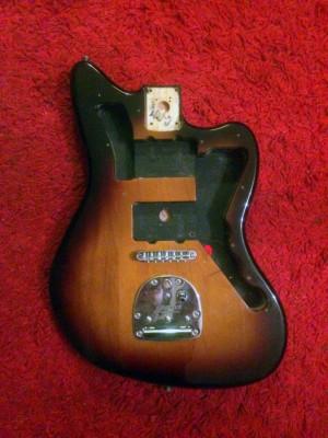 Cuerpo Fender Jazzmaster Classic Player