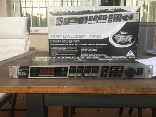 Virtualizer PRO - DSP2024P