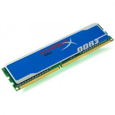 12 GB RAM Kingston HyperX Blu DDR3 3x4 GB