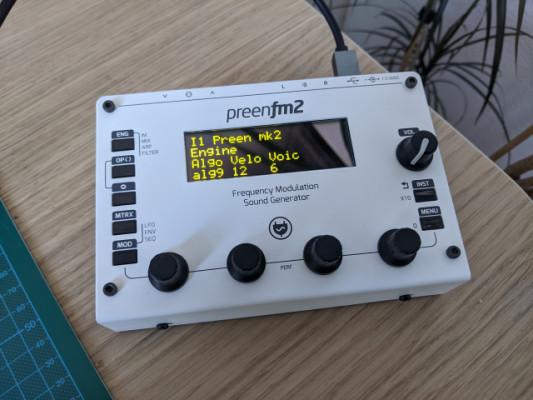 Sintetizador PreenFM2