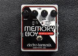 PEDAL DE DELAY ANALOGICO ELECTRO HARMONIX MEMORY BOY