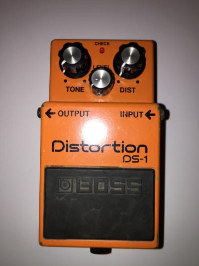 BOSS DS1 (Naranjito mod)