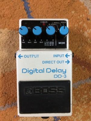 Vendo Boss Digital Delay DD3