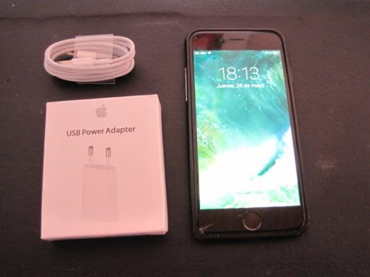 iPhone 6 64Gb libre con batería nueva
