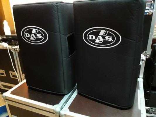 2 Cajas DAS Audio Action 12 (Envio Incluido)